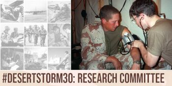 Desert Shield and Desert Storm Veterans who want to comment on their health concerns or ask about Gulf War Research can do so through the Research Advisory Committee on Gulf War Veterans' Illnesses.