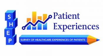 SHEP Patient Experience graphic logo