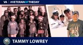Navy Veteran Tammy Lowery is today's Veteran of the day.