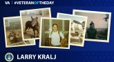 #VeteranOfTheDay Air Force Veteran Larry Kralj