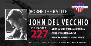 Veteran and author John Del Vecchio on VA podcast
