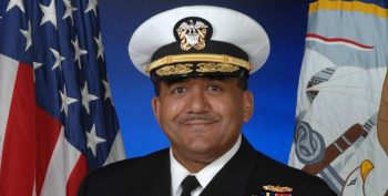 Veteran Dr. Adam Robinson was the 36th surgeon general of the U.S. Navy and now serves as director of the VA Pacific Islands Health Care System in Honolulu, Hawaii.