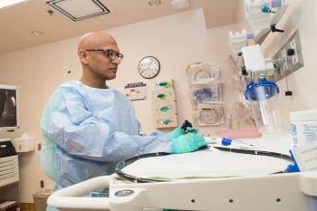 Study co-author Dr. Samir Gupta, chief of gastroenterology at the VA San Diego Healthcare System, says some patients and primary care providers misunderstand the results of abnormal stool blood screening tests.