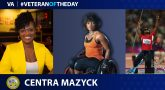 "Army Veteran Centra ""Cece"" Mazyck is today's Veteran of the day."
