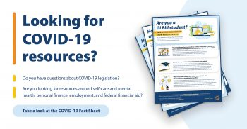 VA GI Bill benefits during COVID