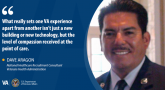 Learn about VA Careers from VA recruiter Dave Aragon.