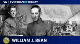 Army Veteran William James Bean is today's Veteran of the day.