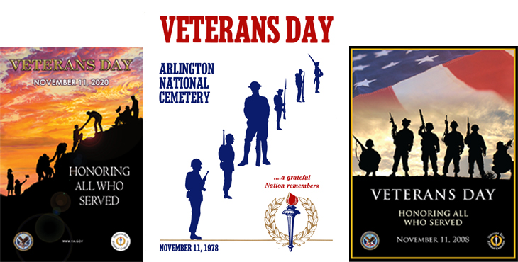 Prior Veterans Day Posters
