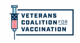 veterans coalition for vaccines logo