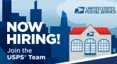 USPS is now hiring tractor trailer operators