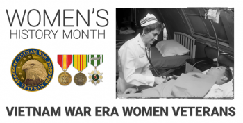 During the Vietnam War, more than 265,000 American women served the military and 11,000 women served in Vietnam, with 90% working as volunteer nurses.