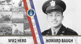 Tuskeegee Airman Howard Lee Baugh