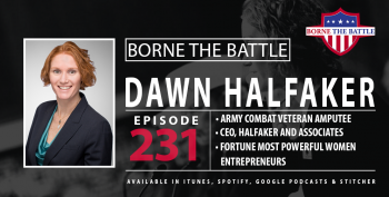 Borne the Battle_Episode 232_Dawn Halfaker
