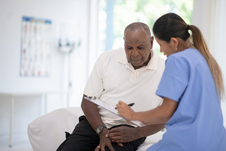 """While """"watchful waiting"""" may slightly increase mortality risk over prostate cancer surgery, it significantly lowers the risk of complications."""