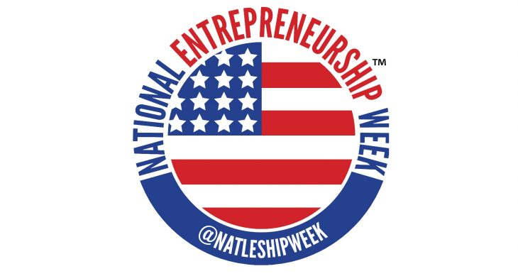 National Entrepreneurship Week header