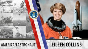 Eileen Collins astronaut and Veteran
