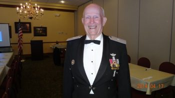 Air Force Veteran Brig. Gen. (ret.) Gerald Mcilmoyle