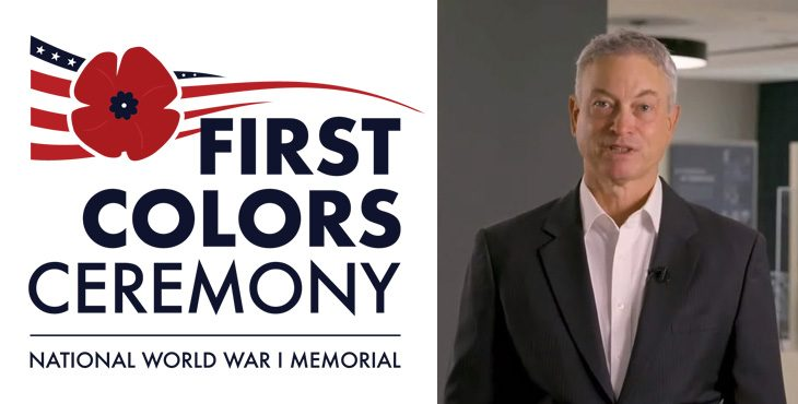 The virtual First Colors ceremony was April 16.
