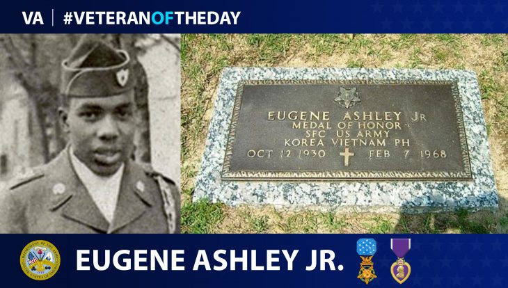 Veteran of the Day...Eugene Ashley Jr.