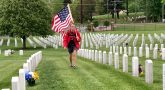 For the third year in a row, Carry The Load is partnering with VA's national cemeteries to honor and remember America's heroes during Memorial May.