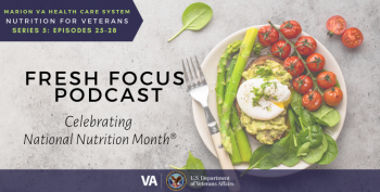 Fresh Focus Series 5 National Nutrition Month