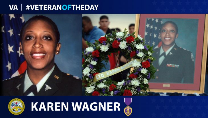 Veteran of the Day...Karen Wagner