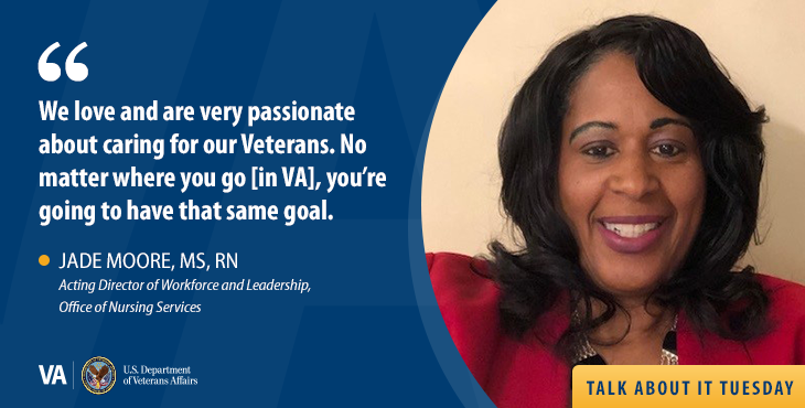 Learn about the benefits of a VA Career in nursing.