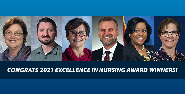Learn how these award winning VA nurses have changed lives.