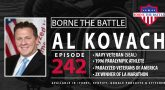 Al Kovach on VA's Borne the Battle.