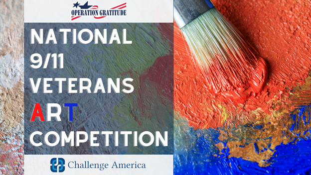 national 9-11 veteran art competition 2021