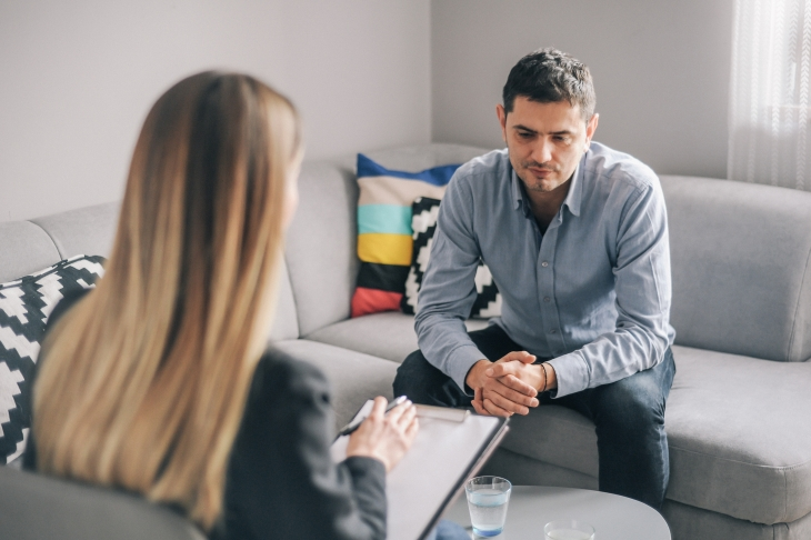Despite the study's key finding, Veterans with PTSD should not delay treatment thinking their symptoms will improve over time, says the principal investigator, Dr. Sheila Rauch of the Atlanta VA. (Photo for illustrative purposes only.