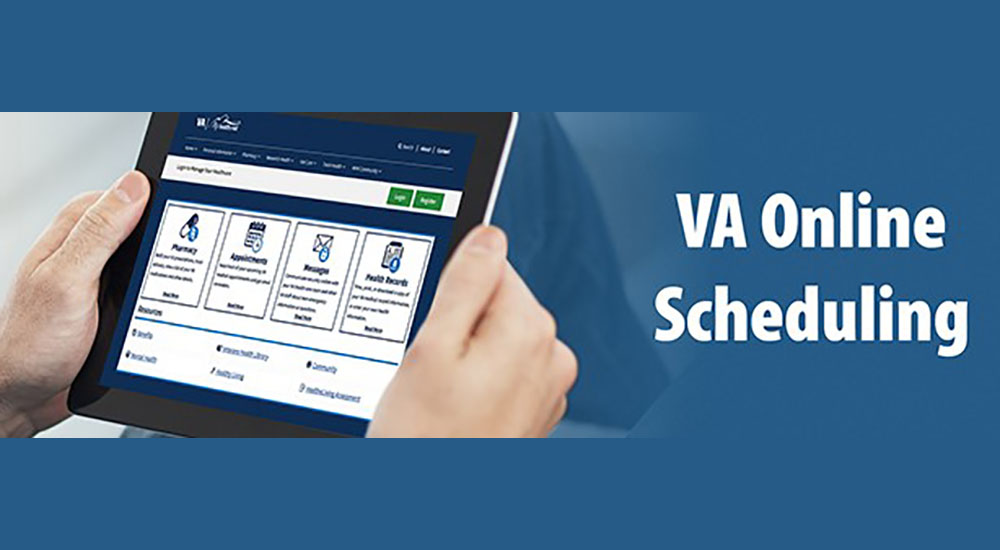 VAOS online scheduling making appointments easier
