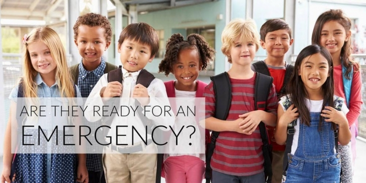 How to help children prepare for and respond to disasters.