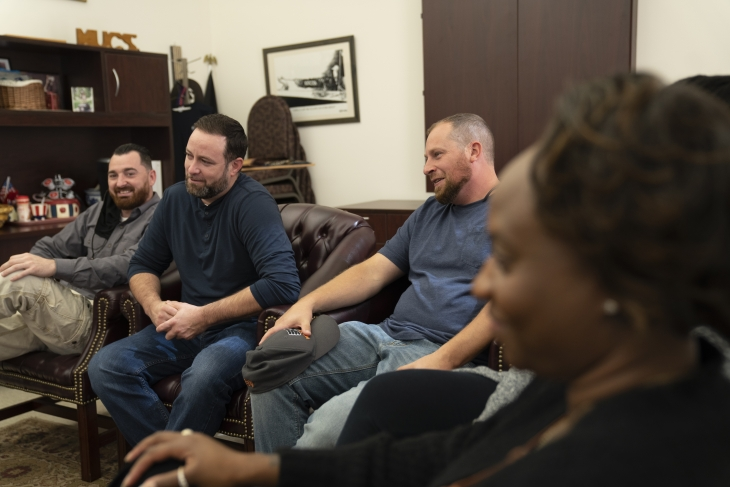 Vet Centers help Veterans and service members who deployed to areas of hostility or who experience certain types of trauma while serving, as well as their families.