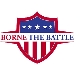 Podcast Network Logo for Born the Battle