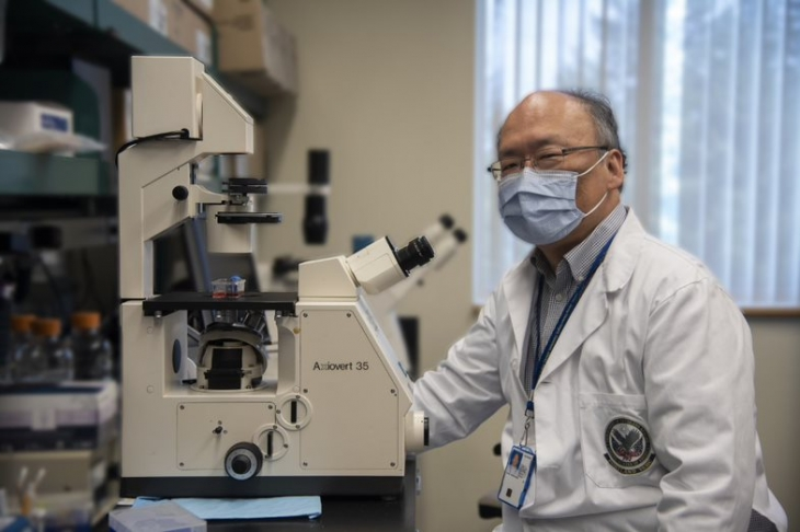 Dr. Shiuh-Wen Luoh led a study using MVP data to validate a new genetic screening tool for breast cancer.