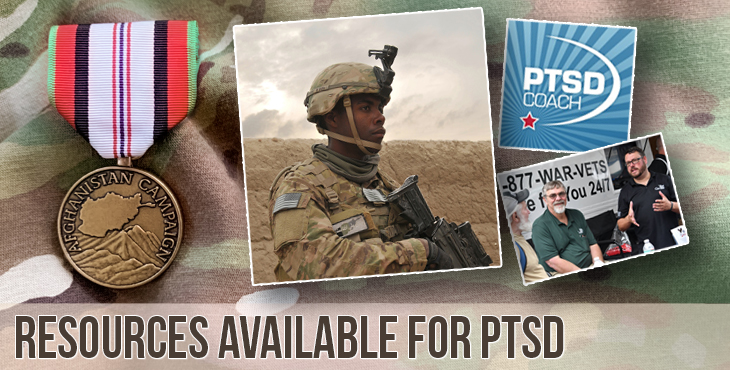 The last part of this series focuses on resources available for PTSD. While this series focused on Afghanistan, options apply to all Vets.