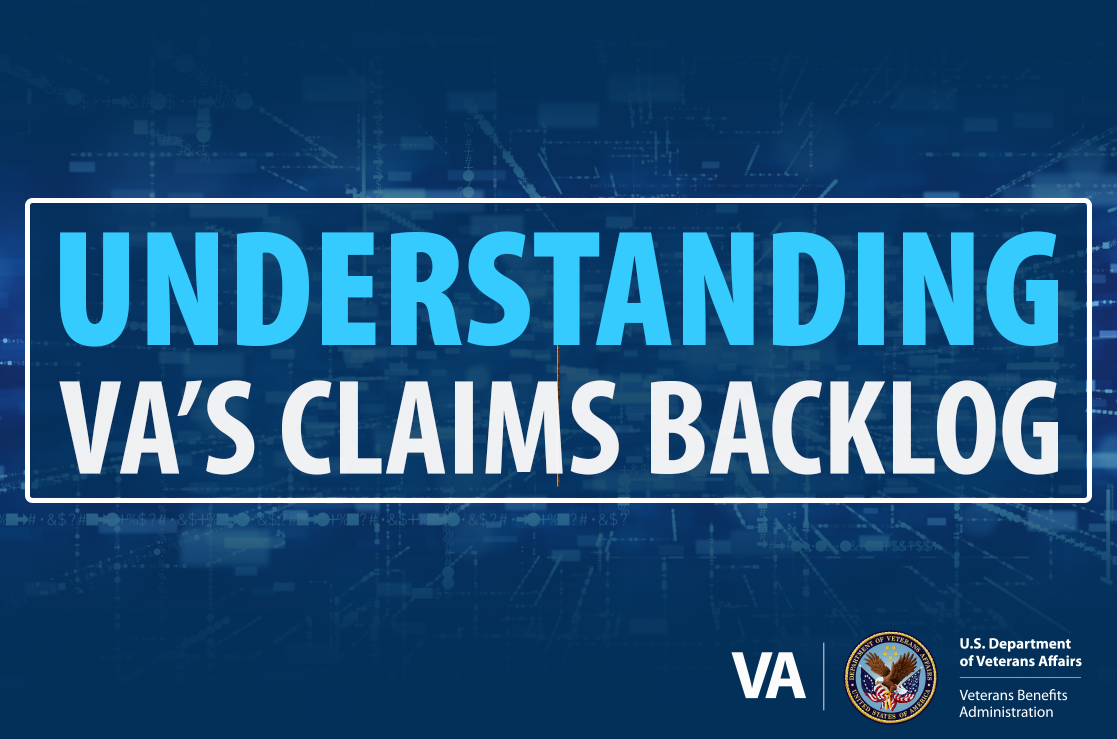 VA defines backlog as the number of claims pending over 125 days. Two events have occurred that will, however, result in significant claims backlog increases in the near term.