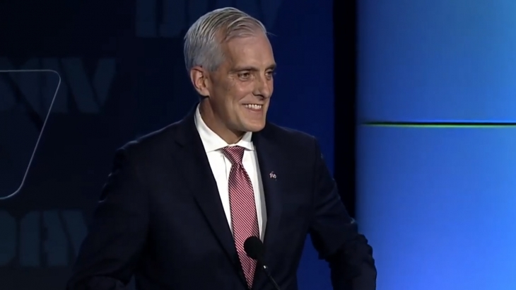 Nearly every COVID-19 death in the Veteran community and U.S. as a whole is entirely preventable through getting a vaccine, VA Secretary Denis McDonough said July 31 at the DAV National Convention in Tampa.