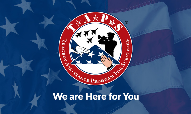 taps graphic we are here for you