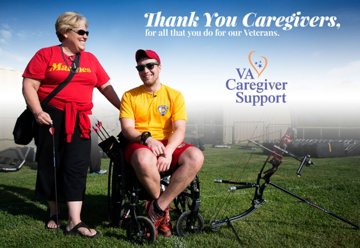 Veterans and family and caregiver resources