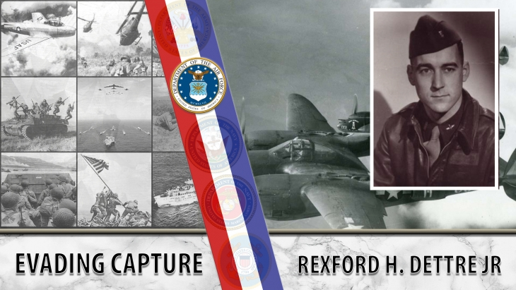 The story of Rexford H. Dettre Jr.