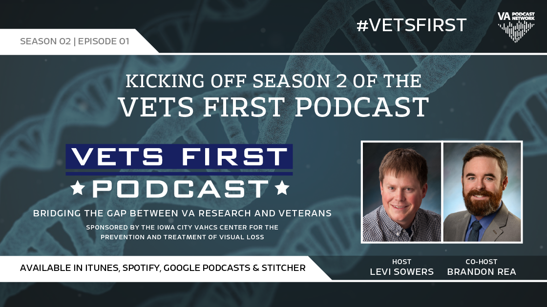 In the first episode of the Vets First Podcast season 2, podcast hosts Levi Sowers and Brandon Rea overview the guests and topics featured.