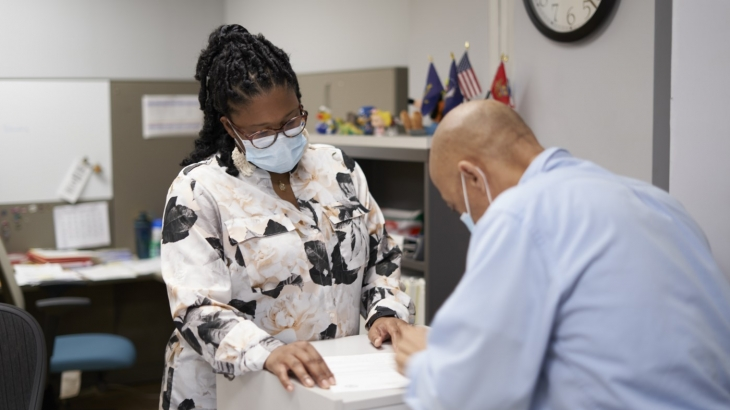 A VA recruiter offers a few tips on how to make sure your application, forms, and documents are in order when you're applying for a VA job.