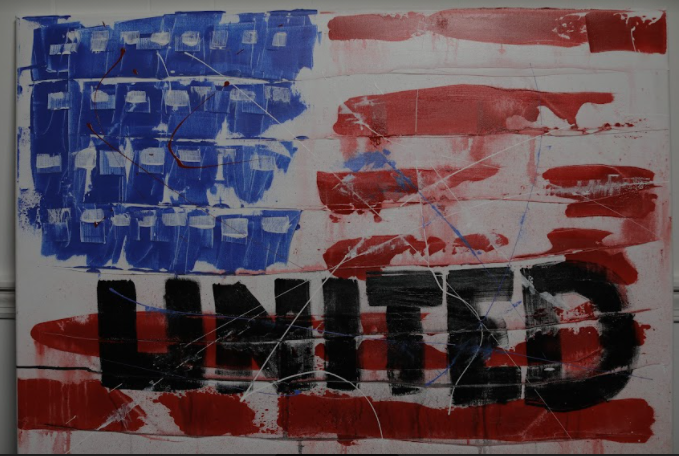 painting called United