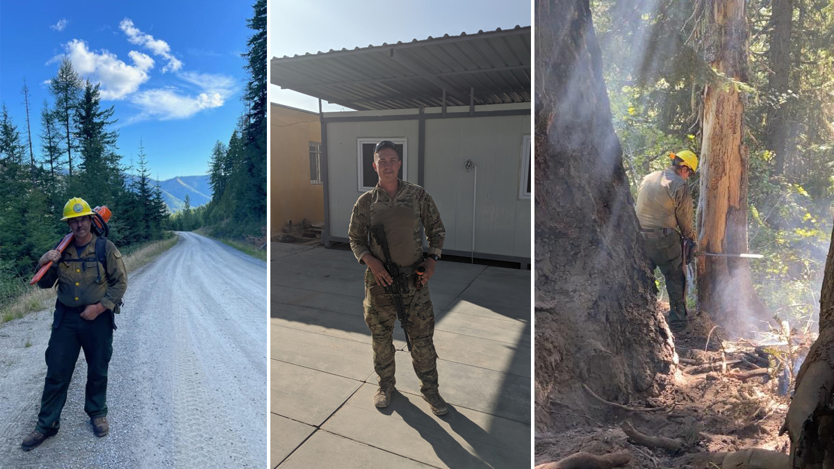 Post 9-11 Veterans looking for a career as a wildland firefighter can apply to the Southeast Conservation Corps Veterans Fire Corps program.